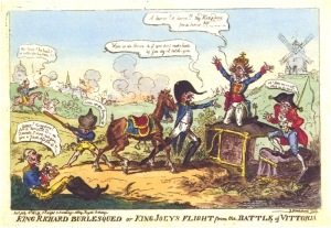 Cruikshank_-_King_Richard_Burlesqued